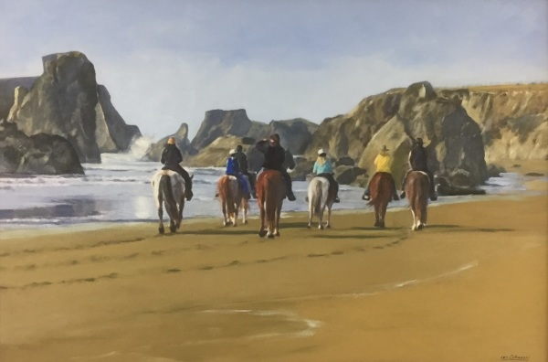 Bandon Beach Riders